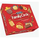Crawfords Family Circle Biscuits Re-sealable Box 10 Varieties 800g Assorted Ref A07747