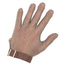 Chainmail Glove 5 Digit Wrist to Din Standard Large