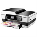 Brother MFCJ6520DW Colour Inkjet Multifunction Printer WiFi 20ipm A3 Ref MFCJ6520DWZU1