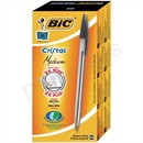 Bic Cristal Ball Pen Medium Black, Pk 50