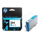 HP No. 364 Ink Cartridge Page Life 300pp Cyan [for D5460] Ref CB318EE