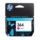 HP No. 364 Ink Cartridge Page Life 300pp Magenta [for D5460] Ref CB319EE