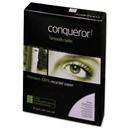Conqueror Paper Recycled CX22 Smooth/Satin Fresh White FSC3 A4 100Gm2 Watermarked Pack 500