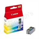 Canon CLI-36 Inkjet Cartridge Colour Ref 1511B001