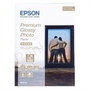 Epson Glossy Premium Photo Paper (13x18cm), Pack 30