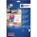 Avery Business Photo Cards, Pack 25