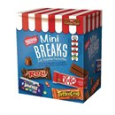 NESTLE Mini Breaks 24 Mxd 416g 12369978