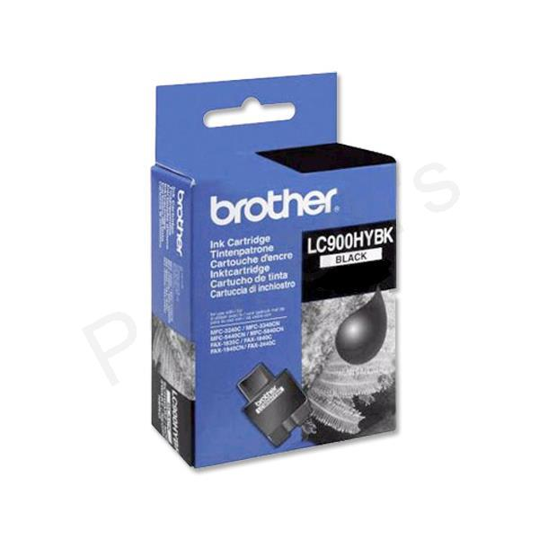 Brother Inkjet Cartridge High Yield Page Life 900pp Black Ref LC900HYBK