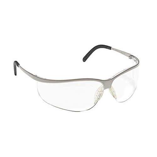 3M Metaliks Sport Safety Spectacles - Clear Lens