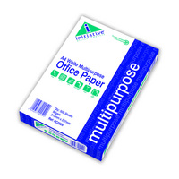Initiative Multipurpose Office Paper A3 80gsm White PEFC 500 Sheets Code 20898