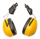 Clip On Ear Defender Yellow for PW50, 51 & 57 Helmets