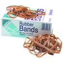 Initiative Rubber Bands Assorted Sizes 454g Bags